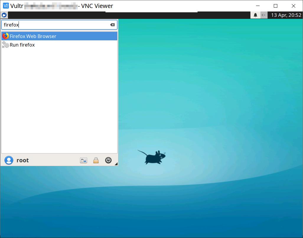 Xfce 桌面